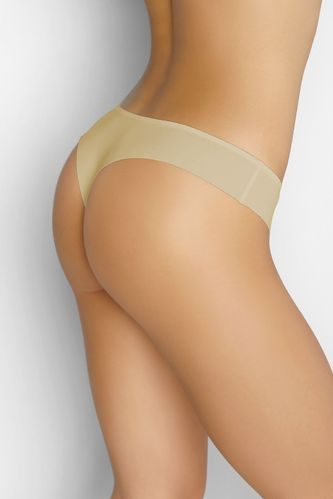 Ultraleichter String Gaia in Beige