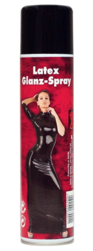 Plege Glanz Spray für Latex-Outfit, 400ml