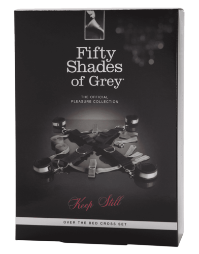 50 Shades of Grey Bettfesseln Set