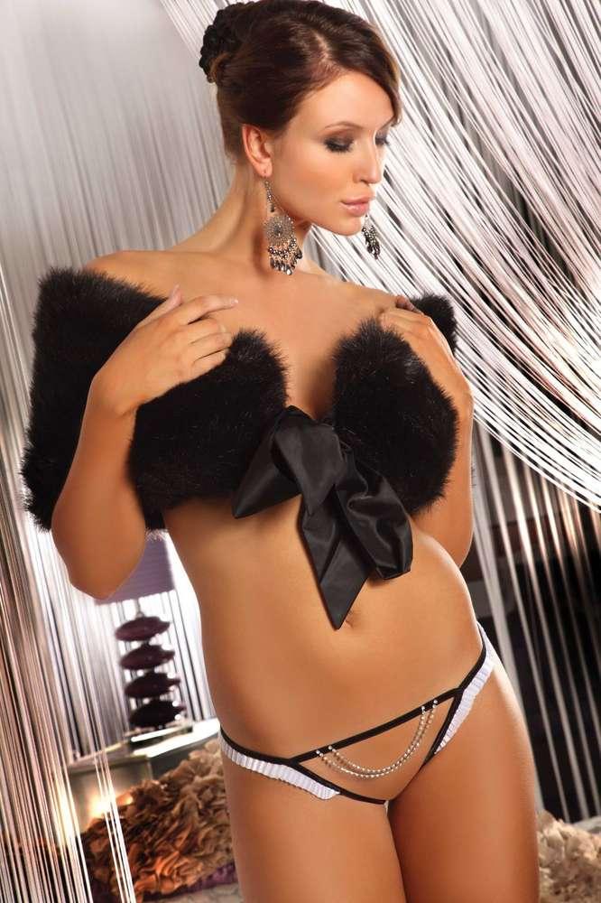 4er Sexy String Set, Gr. L/XL - Reizwäsche für Lust & Liebe